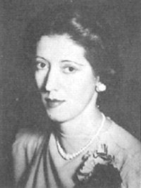 Albina Bini, founder of the Florence Chamber Opera Group.