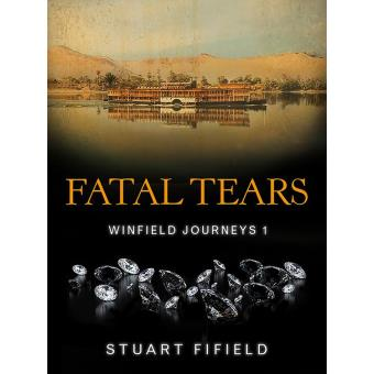 The new cover for Rupert Winfield's first Journey.