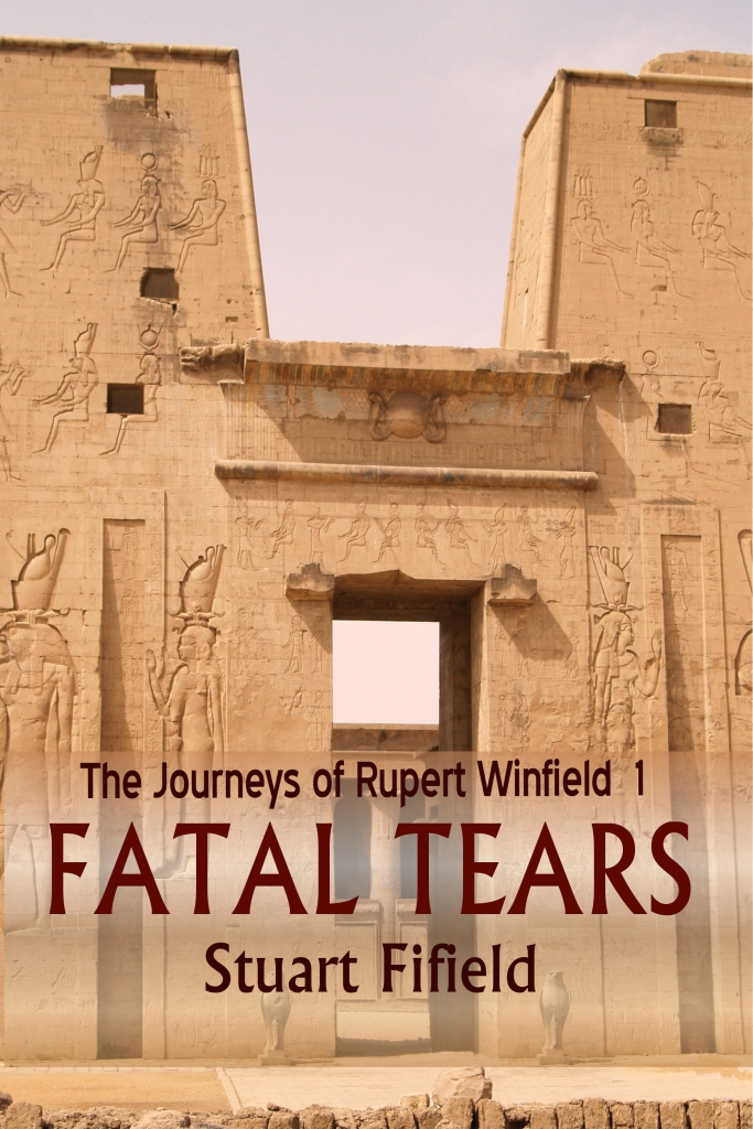 Fatal Tears 3rd Edition Cover